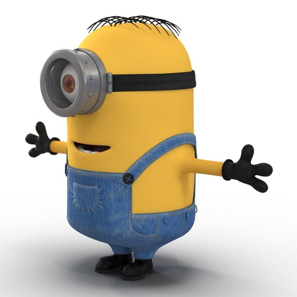 Minions Collection. Render 28