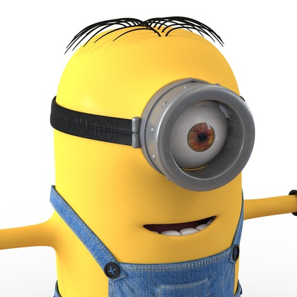 Minions Collection. Render 32