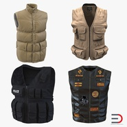 Vests Collection