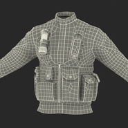 Military Jacket. Preview 4
