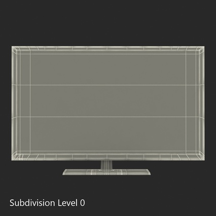 Generic TV Collection. Render 85