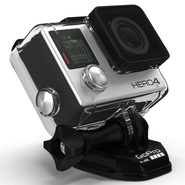 GoPro HERO4 Black Edition Camera Set. Preview 45