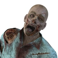 Zombie Rigged for Cinema 4D. Preview 48