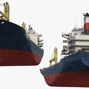Sea Cargo Ship Generic. Preview 8