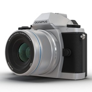 Olympus OM-D-E-M10 Silver. Preview 13