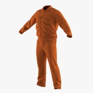 Builder Long Sleeve Coveralls