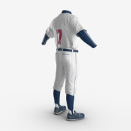 Baseball Player Outfit Generic 8. Preview 11
