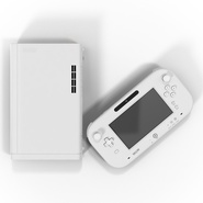 Nintendo Wii U Set White. Preview 14