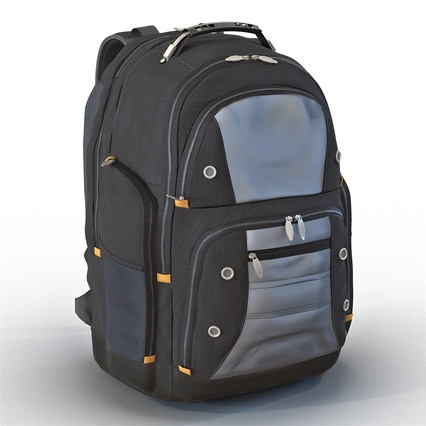 Backpack 2 Generic. Render 7