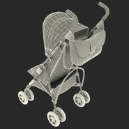 Baby Stroller Blue. Preview 45