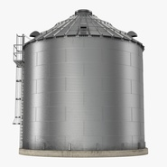 Grain Bin. Preview 3
