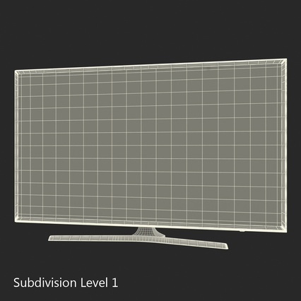 Generic TV Collection. Render 98