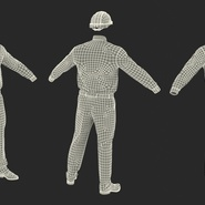 Construction Engineer Uniform. Preview 21