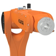 Kuka Robot KR 10 R1100 Rigged. Preview 33