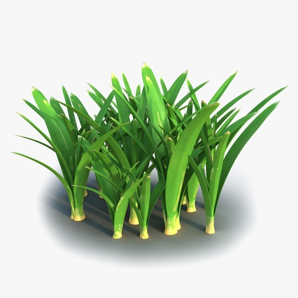 Grass Collection. Render 8