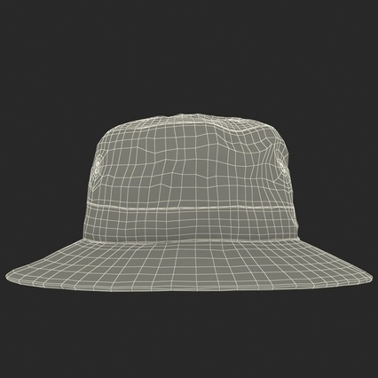 Fishing Hat. Render 23