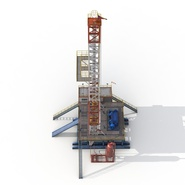Fracking Gas Platform. Preview 17