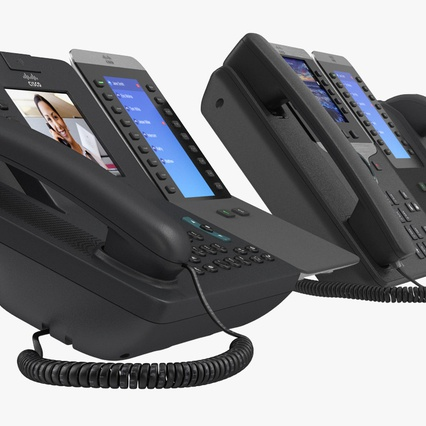 Cisco IP Phones Collection 6. Render 11