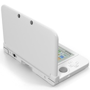 Nintendo 3DS XL White. Preview 9