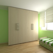 Childrens Bedroom. Preview 11