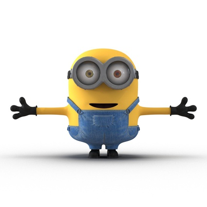 Minions Collection. Render 15