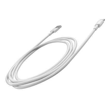 Apple Lightning to USB Cable. Render 12