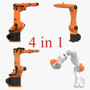 Kuka Robots Collection 2