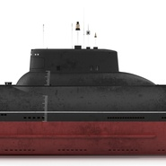 Typhoon Class Submarine. Preview 25