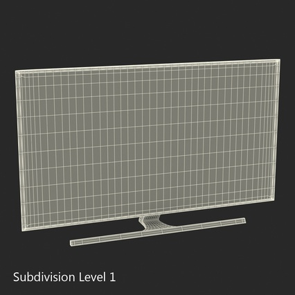 Generic TV Collection. Render 90