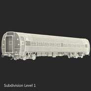 Railroad Amtrak Passenger Car 2. Preview 43