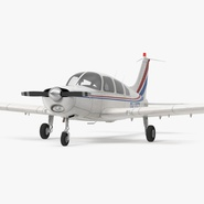 Civil Utility Aircraft Piper PA 28-161 Cherokee