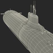 Typhoon Class Submarine. Preview 45