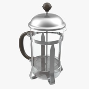 French Press Coffee Pot 2
