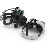 Virtual Reality Goggles Collection. Preview 15