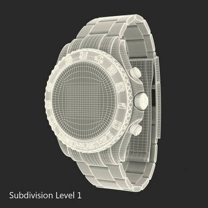 Rolex Watches Collection. Render 34