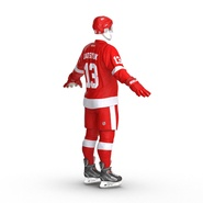 Hockey Equipment Detroit Red Wings. Preview 6
