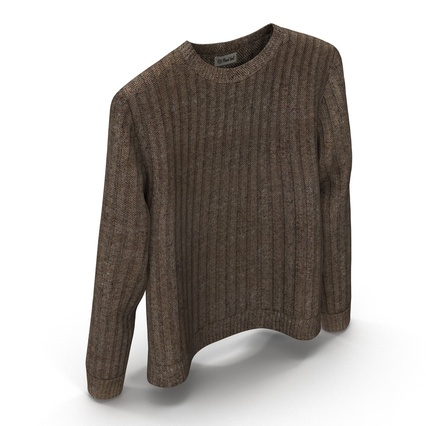 Sweaters Collection. Render 17