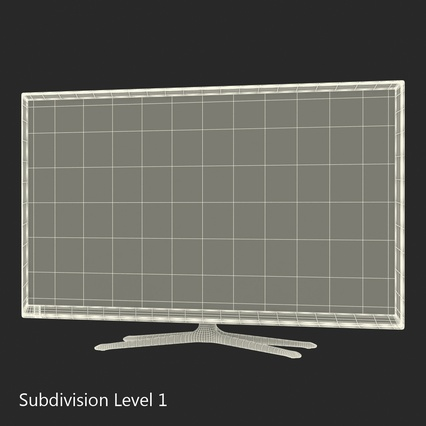 Generic TV Collection. Render 88