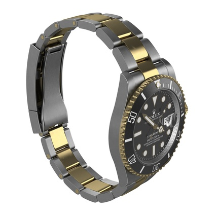Rolex Watches Collection. Render 23