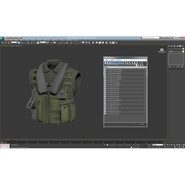 US Military Vest. Preview 28