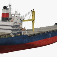 Sea Cargo Ship Generic. Preview 10