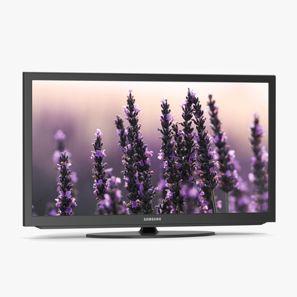 Samsung LED H5203 Series Smart TV 32 inch. Render 1