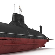 Typhoon Class Submarine. Preview 18