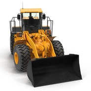 Generic Front End Loader. Preview 10