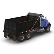 Dump Truck Mack Rigged. Preview 19
