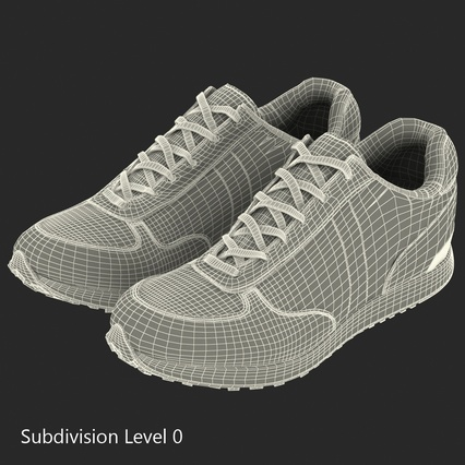 Sneakers Collection 4. Render 111