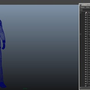 Port Engineer Walking Pose. Preview 20
