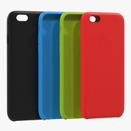 iPhone 6 Silicone Case Set