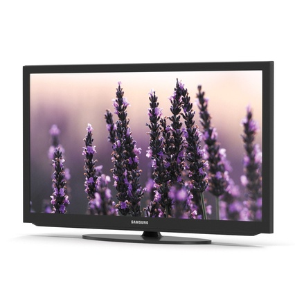 Samsung LED H5203 Series Smart TV 32 inch. Render 6