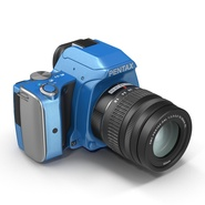 Pentax K-S1 Blue. Preview 9